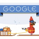 クリスマス プレゼント 2014 Google Doodle Collection 2days  Happy Holiday Merry Christmas!