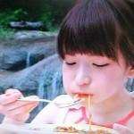 もえあず 大食いアイドル 麺マッチョ肉祭り完食 金持ちセレブ伝説