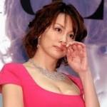 米倉涼子の離婚危機説急浮上!結婚間もないカップルに何が!?