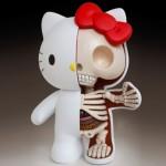 キャラクター解剖模型がシュールな件 by ジェイソン・フリーニー