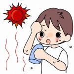 熱中症は室内でも起こる!その症状と対策