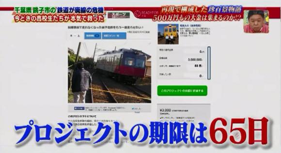銚子電鉄を救った (3)