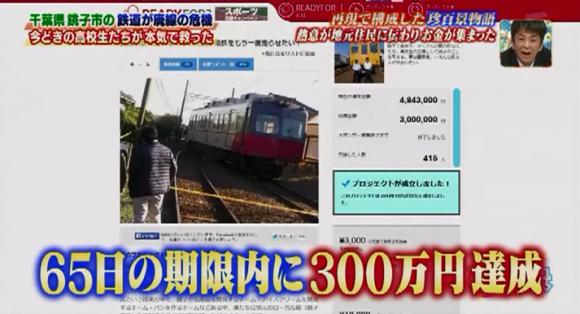 銚子電鉄を救った (12)