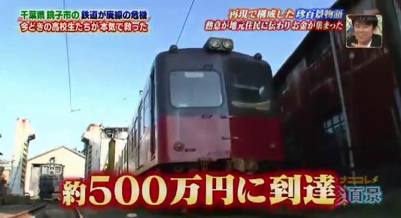 銚子電鉄を救った (14)