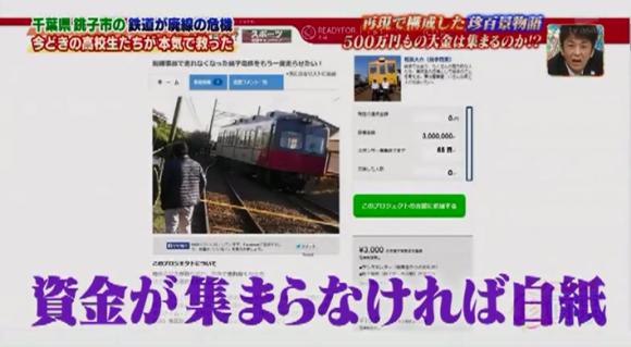 銚子電鉄を救った (4)