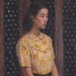 【感動】中澤弘光絵画《静聴》が結んだ夫婦の愛情物語