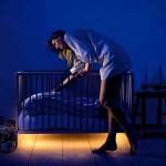 今日使える雑学~寝る時、真っ暗にする 少し明るくする どっちがよいか?