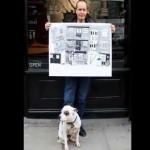 ジョン・ドーラン 奇跡のアーティスト&犬のジョージ感動物語