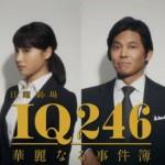 IQ246 華麗なる事件簿 織田裕二主演ドラマあらすじ・キャスト相関図