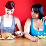 太る人・太らない人の秘密