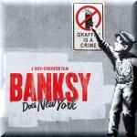 謎の覆面画家バンクシー映画にもなった正体不明の男の感動物語
