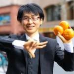 中野瑞樹 東大辞めてフルーツだけで生きる!