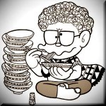 今日使える雑学~ラーメンの麺|ちぢれ麺 vs ストレート麺|どっちが得か考えてみよう。