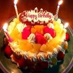 ほんとにあったイイ話~母の誕生日ケーキ