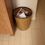 運気が上がる!風水でみるゴミ箱の置き方とは!?